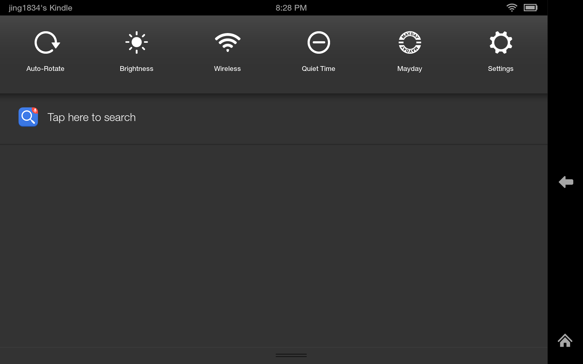 Amazon.com: Search+ Toolbar: Appstore For Android
