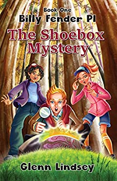 The Shoebox Mystery: Billy Fender PI Series - Book 1