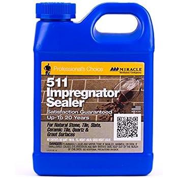 Miracle Sealants 511QT6 511 Impregnator Penetrating Sealers Quart