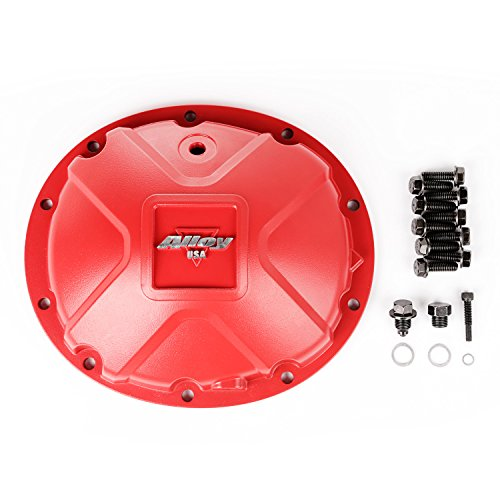 Outland 11211 Red Aluminum Differential Cover for Dana 35