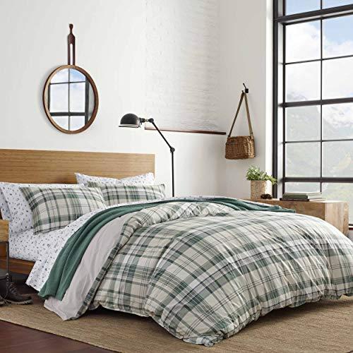 Green Plaid Comforter - Eddie Bauer Timbers Plaid Comforter Set Full
