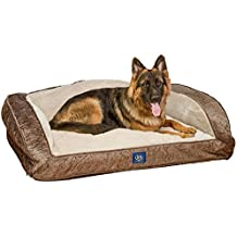Serta Perfect Sleeper Camel-Back Couch Pet Bed 28X40