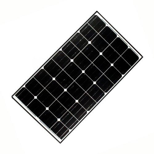 ALEKO SP125W12V 125 Watt 12 Volt Monocrystalline Solar Panel for Gate Opener Pool Garden Driveway Review