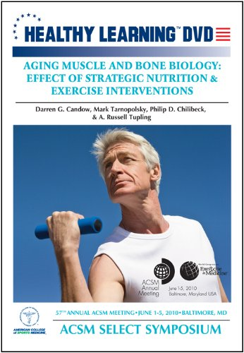 (Aging Muscle and Bone Biology: Effect of Strategic Nutrition & Exercise Interventions)