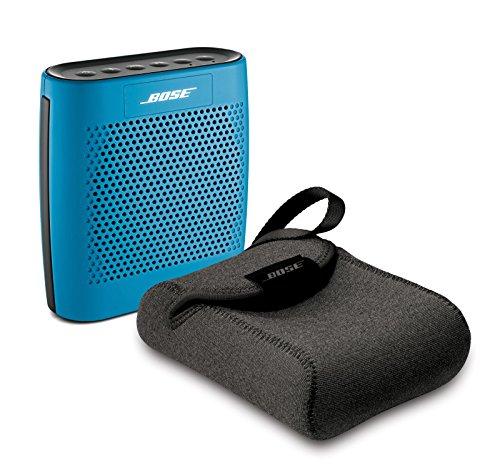 Bose%C2%AE SoundLink%C2%AE Color Blue Bundle product image