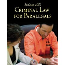 McGraw-Hill's Criminal Law for Paralegals