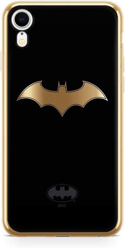 Ert Group WPCBATMAN995 DC Cubierta del Teléfono Móvil, Batman 008, iPhone XR