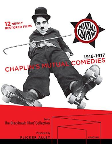 Chaplin's Mutual Comedies (Blu-ray / DVD Combo) by Flicker Alley, Inc.