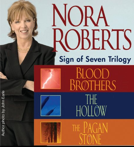 Nora Roberts The Sign of Seven Trilogy (Blood Signs)