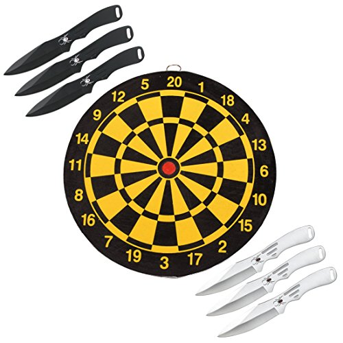 Perfect Point RC-1793B, Perfect Point RC-179-3, Knife throwing board combo kit (Rc 3 Sheath)