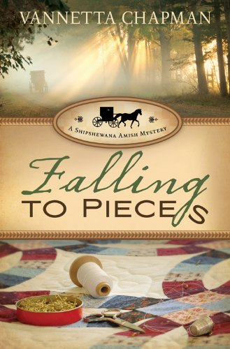 Falling to Pieces: A Quilt Shop Murder (A Shipshewana Amish Mystery Book 1) by [Chapman, Vannetta]