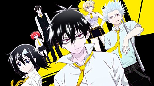 Blood Lad Customized 25x14 inch Silk Print Poster/WallPaper Great Gift