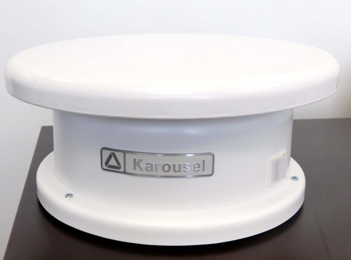 Kopykake Karousel Turntable - Battery 2rpm by Kopykake