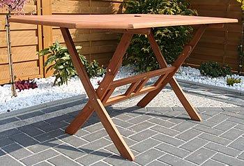 Gartentisch Holz Klappbar Fabulous Gallery Of Gartentisch Holz