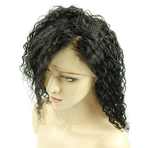 Top 8A Full Lace Human Hair Wigs For Black Women 130% Density Brazilian Loose Wave Curly Front Lace Wigs Lace Front Human Hair Wigs Baby Hair by Kylie Beauty Hair (Image #4)