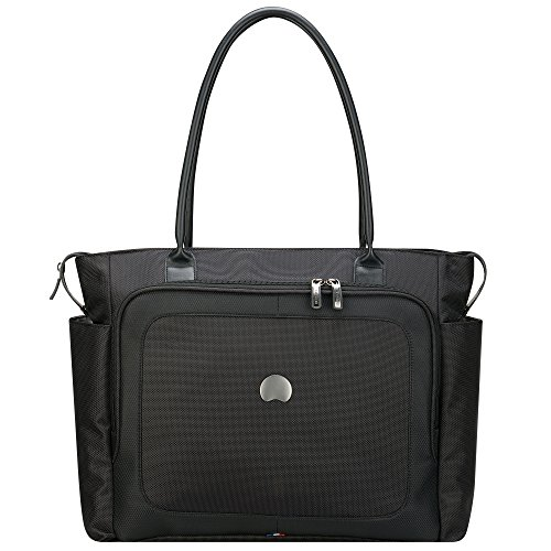 delsey-luggage-cruise-lite-softside-ladies-travel-tote-black-one-size