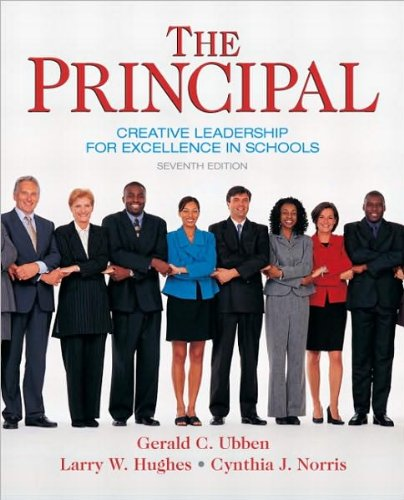 The Principal (text only) 7th (Seventh) edition by L. W. Hughes, C. J. Norris G.C. Ubben