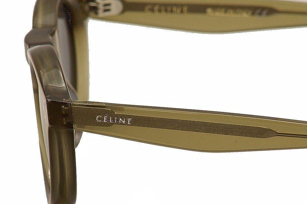 f5e0c1cd2aa Sunglasses Celine 41370  S 0QP4 Light R Green   BN dark gray lens   Amazon.ca  Clothing   Accessories