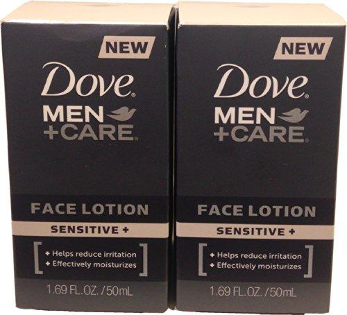 Dove Care Face Lotion Sensitive
