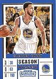 #7: 2017-18 Panini Contenders Draft Picks Season Ticket Variation #46 Stephen Curry NM-MT Warriors