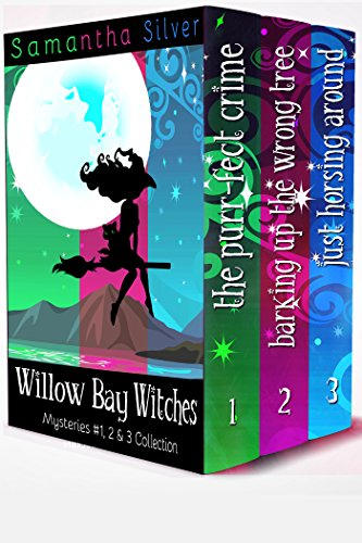 Willow Bay Witches Volume 1 - A Cozy Mystery Collection