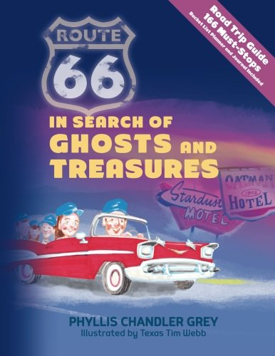 Read Online Route 66 In Search of Ghosts and Treasures ebook