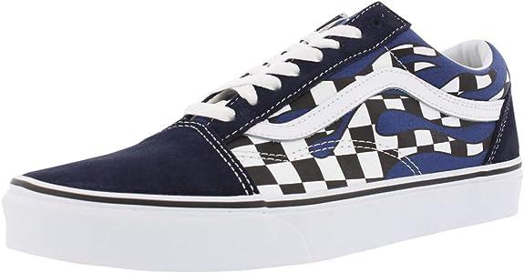 Old Skool Checker Skateboarding Shoes