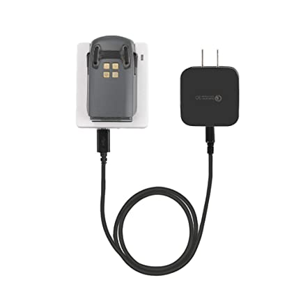 46a3f329b28 BonFook Intelligent Battery Charger Port-Handle Multi Parallel Charging Hub  Compatible with DJI Spark(