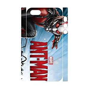 iphone 5 5s Cell Phone Case 3D Comics Marvel Ant Man Banner Poster Gift xxy_9934156