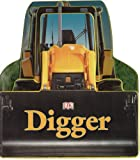 Digger (Shaped Board Books) - Best Reviews Guide