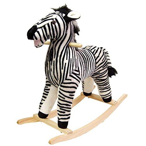 Zebra Rocking Animal - 6