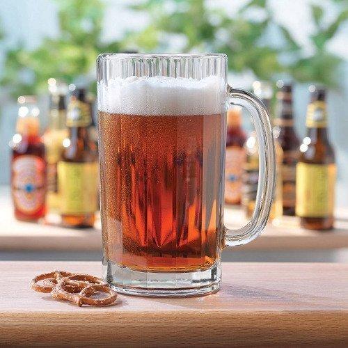 Libbey B.I.G. (big interesting glass) Beer Mug