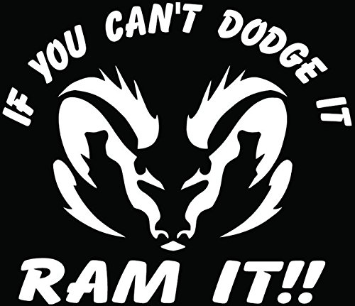 Dodge Ram Truck Decals 65801