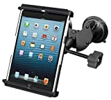 Suction Cup Windshield Mount w/ Retention Knob fits Apple iPad mini 1 2 3 & 4
