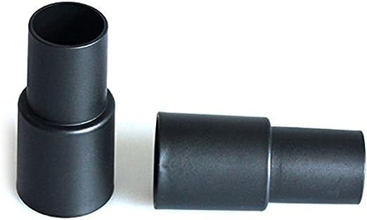 1 X Schwarz Schlauch Konverter Adapter Staubsauger Werkzeug Ersatz 32mm-35mm