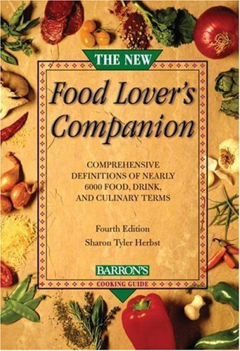 Amazon the new food lovers companion ebook sharon tyler the new food lovers companion by herbst sharon tyler herbst forumfinder Images