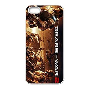 iPhone 5,5S Phone Case Gears Of War