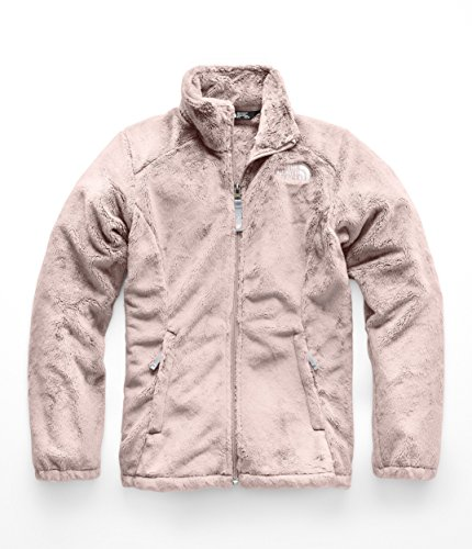 The North Face Kids Girl's Osolita Jacket (Little Kids/Big Kids) Purdy Pink Medium