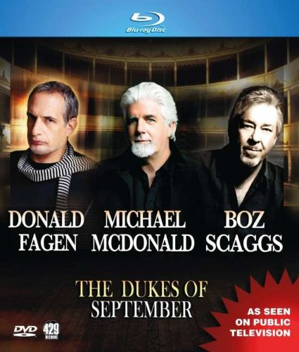 Blu-ray : The Dukes of September Rhythm Revue - The Dukes of September: Live at Lincoln Center (Blu-ray)
