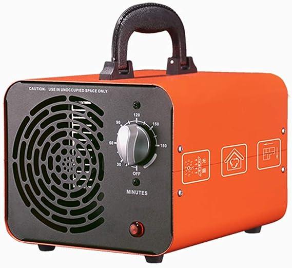 MZBZYU Generador de ozono 10,000mg / h purificador de Aire de ...