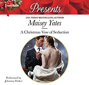 A Christmas Vow of Seduction Audiobook