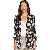 Calvin Klein Womens Soft Suiting Jacket