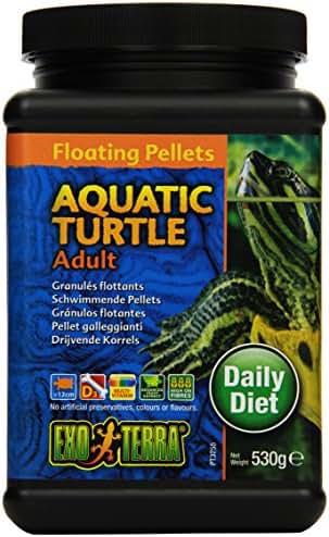 Josh's Frogs Exo Terra Aquatic Turtle Adult Floating Pellets (1 lb 2.6 oz)