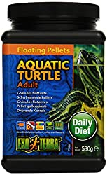 Exo Terra Adult Aquatic Turtle Food, 18.6-ounce