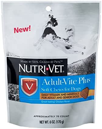 Nutri-Vet Adult-Vite Plus Soft Chews