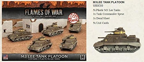Flames of War: Mid War: United States: M3 Lee Tank for sale  Delivered anywhere in USA