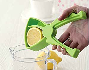Leak Drip Lemon Squeezer / Manual Orange Juicer Fruit Tool with Handle