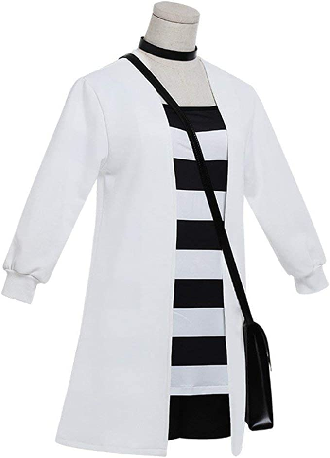 Amazon.com: Angels of Death Satsuriku no Tenshi Ray Rachel Gardner Outfit Cosplay Costume: Clothing