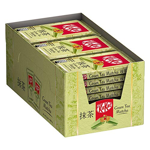 Kit Kat Green Tea, 24 x 41 5 g