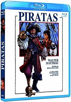 Amazon.com: Piratas BD 1986 Pirates: Movies & TV